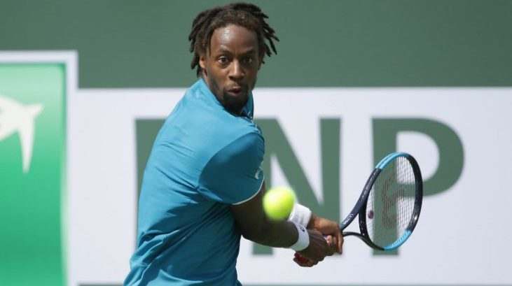 Indian Wells: Monfils poskromił Isnera