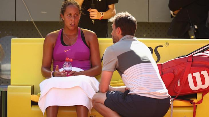 Zmiany w teamie Madison Keys