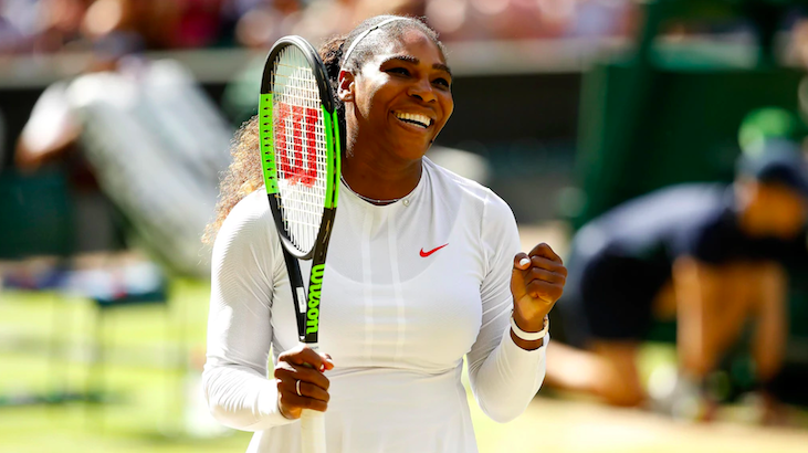 Wimbledon: Williams drugą finalistką