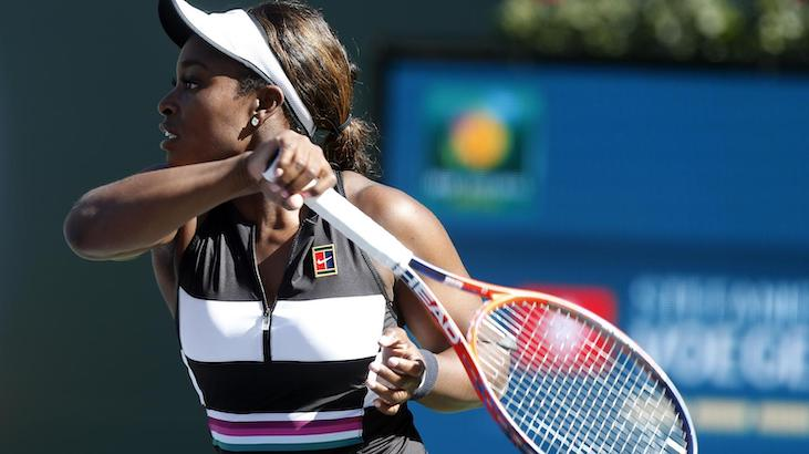 BNP Paribas Open bez Stephens