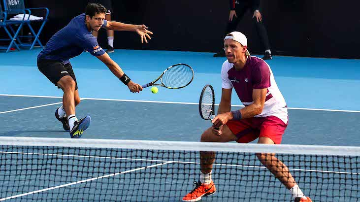 Kubot i Melo są w finale China Open