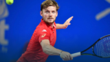 David Goffin poza European Open